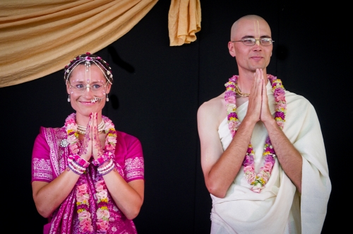 Védikus esküvő